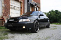 Picture of 1998 Audi A4 1.8T quattro Sedan AWD, exterior, gallery_worthy