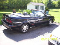 Picture of 1992 Chevrolet Cavalier Z24 Convertible, exterior, gallery_worthy