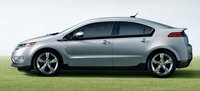 2011 Chevrolet Volt, Side view. , exterior, manufacturer