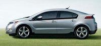 2011 Chevrolet Volt, Side view. , exterior, manufacturer