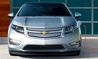 2011 Chevrolet Volt, Front View. , exterior, manufacturer