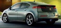 2011 Chevrolet Volt, Back, left quarter view. , exterior, manufacturer