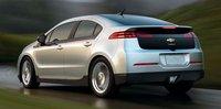 2011 Chevrolet Volt, Rear view. , exterior, manufacturer