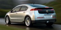 2011 Chevrolet Volt, Rear view. , manufacturer, exterior