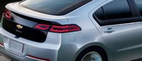 2011 Chevrolet Volt, Back view. , exterior, manufacturer