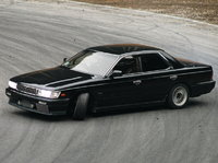 1987 Nissan Laurel Picture Gallery