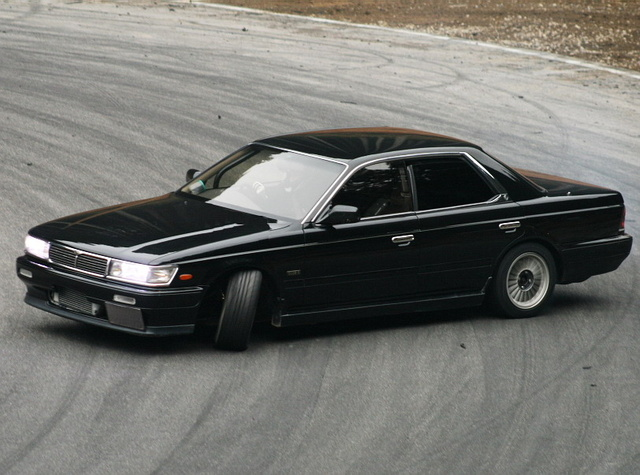 Picture of 1987 Nissan Laurel, exterior, gallery_worthy