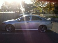 2005 Acura TSX Sedan FWD, side, exterior, gallery_worthy