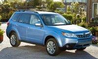 2011 Subaru Forester, Front three quarter view. , exterior, manufacturer