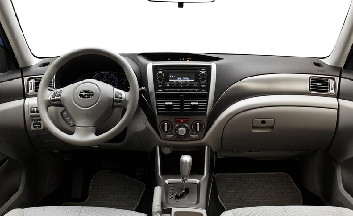 2011 Subaru Forester Interior Pictures Cargurus