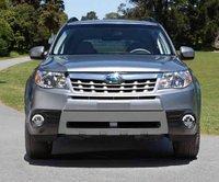 2011 Subaru Forester, Front view. , exterior, manufacturer