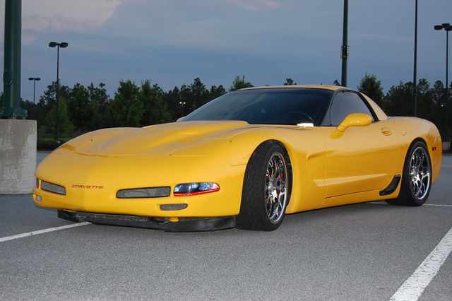 Picture of 2003 Chevrolet Corvette Z06 Hardtop Coupe RWD, exterior, gallery_worthy