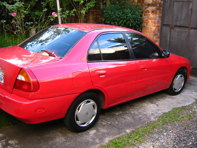 Picture of 1997 Mitsubishi Mirage LS, exterior, gallery_worthy