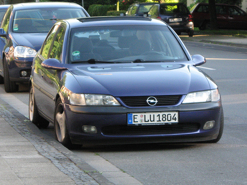 Picture of 1996 Opel Vectra