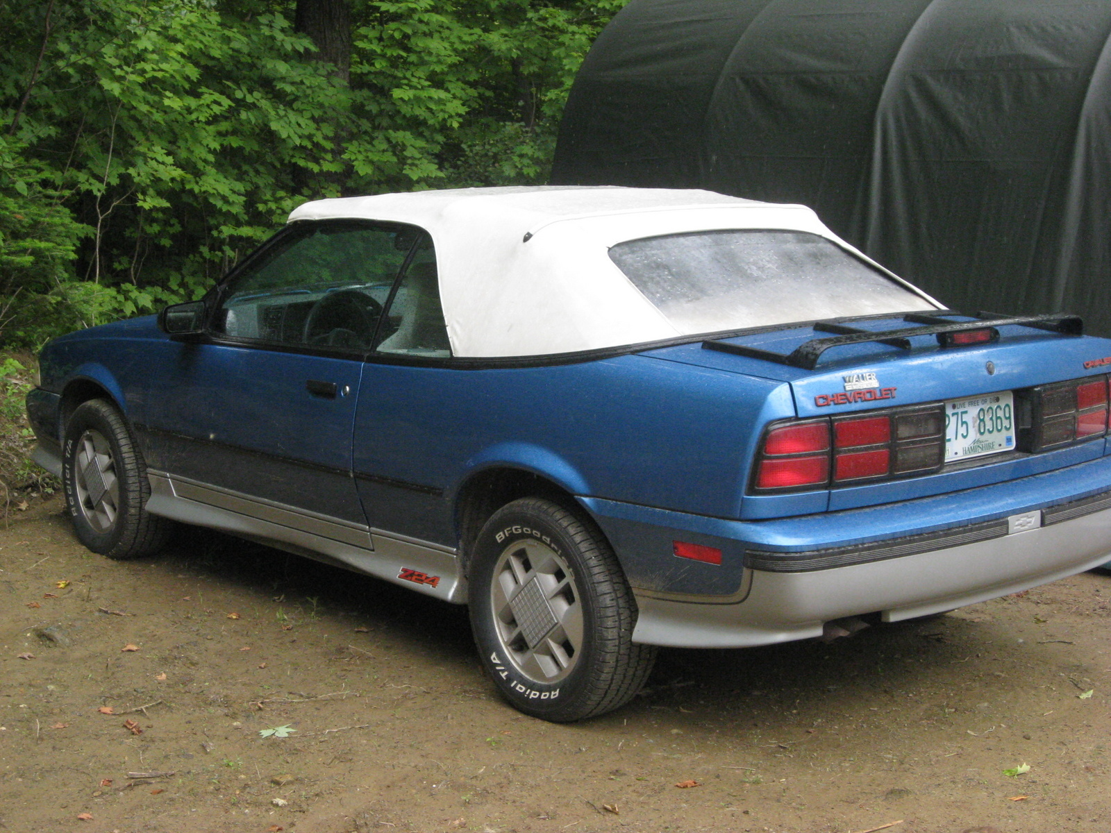 1987_chevrolet_cavalier pic 8309980075844938041 1600x1200 chevrolet cavalier questions my car just died wont run cargurus