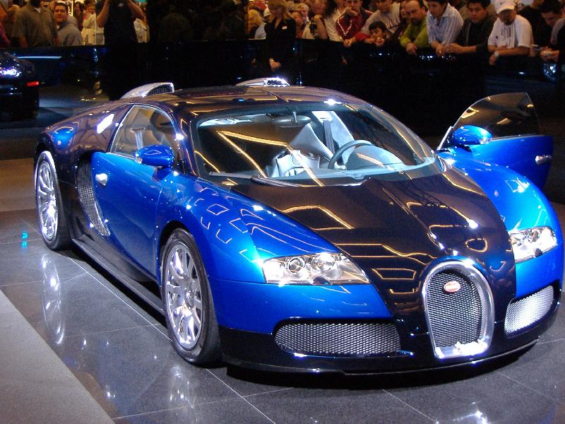 2006 Bugatti Veyron Pictures Cargurus