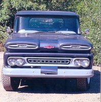 1961 Chevrolet C10 Overview