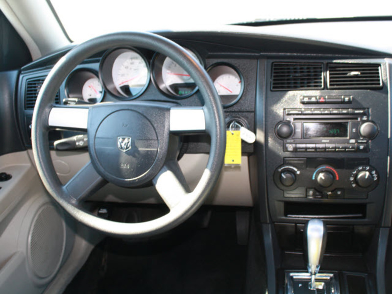 2005 Dodge Magnum SE picture, interior