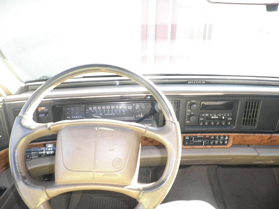 Buick Lesabre Custom Pic on 1989 Buick Lesabre Limited Interior
