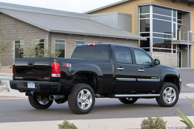 Picture of 2011 GMC Sierra 2500HD Denali Crew Cab, exterior, gallery_worthy
