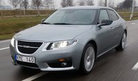 2011 Saab 9-5, Front quarter view. , exterior, manufacturer, gallery_worthy