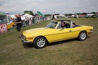 1972 Triumph Stag Overview