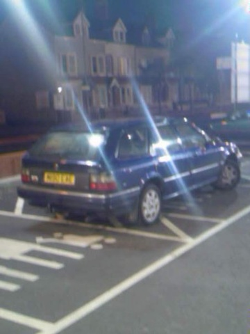 1995 Rover 400, The Legend That Is My Rover/Yacht!!!, exterior