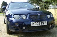 2003 MG ZT, Our family car, we like MG's we do! A slightly thirsty but very entertaining 190bhp V6 Mg ZTT!, exterior