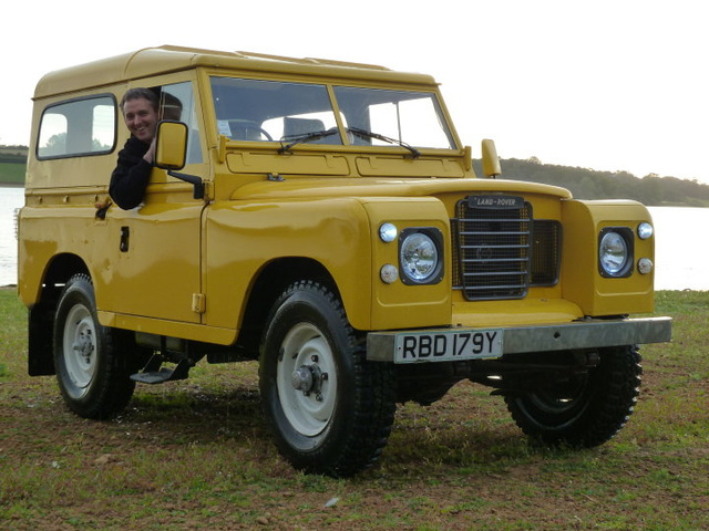 1982 Land Rover Series III, Acknowledgements to: Gareth Bennett (welding), Steve Holmes (mechanical advisor), Auntie Joan (catering),  Uncle Keith (workshop), Martin @ Riverside All Terrain (gearbox o...