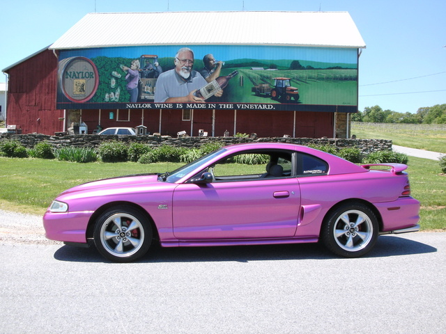 Picture of 1994 Ford Mustang GT Coupe, exterior, gallery_worthy
