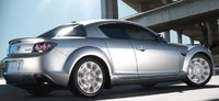 2011 Mazda RX-8, Rear quarter view. , exterior, manufacturer