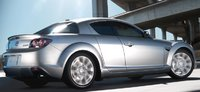 2011 Mazda RX-8, Rear quarter view. , manufacturer, exterior