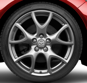 2011 Mazda RX-8, Close-up of wheel., manufacturer, exterior
