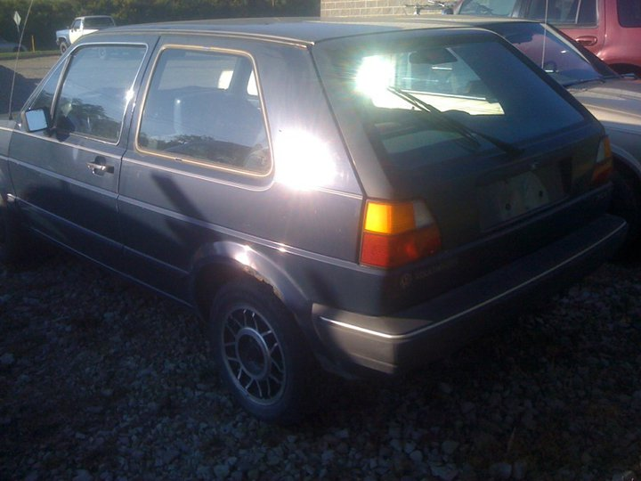 1986 Volkswagen Golf picture