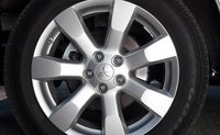 2011 Mitsubishi Outlander, Close-up on wheel. , exterior, manufacturer
