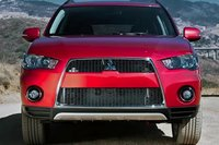 2011 Mitsubishi Outlander, Front View., exterior, manufacturer