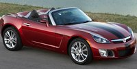 2009 Saturn Sky, Three quarter view. , exterior, manufacturer