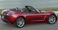2009 Saturn Sky, Side View. , exterior, manufacturer