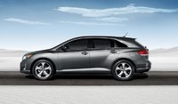 2011 Toyota Venza, Side View. , exterior, manufacturer