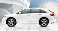 2011 Toyota Venza, Side View., exterior, manufacturer