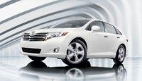 2011 Toyota Venza, Front quarter view. , exterior, manufacturer
