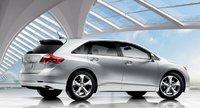 2011 Toyota Venza, Rear view. , exterior, manufacturer