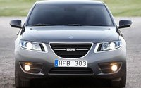 2011 Saab 9-5, Front View. , exterior, manufacturer