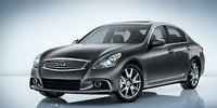 2011 Infiniti G37, Three quarter view. , manufacturer, exterior