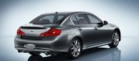 2011 INFINITI G37, Back quarter view. , exterior, manufacturer, gallery_worthy
