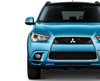 2011 Mitsubishi Outlander Sport, Front View., exterior, manufacturer