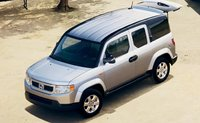2011 Honda Element, Side quarter view. , exterior, manufacturer