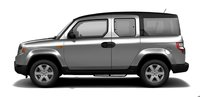 2011 Honda Element, Side, left view. , exterior, manufacturer