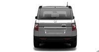 2011 Honda Element, Back View., exterior, manufacturer