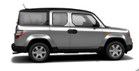 2011 Honda Element, Side View., exterior, manufacturer